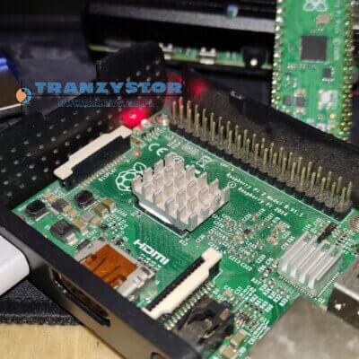 Serwer drukarki na Raspberrypi czyli skonfiguruj drukarkę sieciową