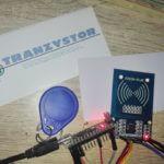 Arduino –  Odczyt tagów RFID RC-522