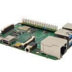 Rock Pi 4C SBC z 4 GB RAM, HDMI i DisplayPort