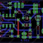 Sterownik obrotów wentylatora mikroprocesorowy