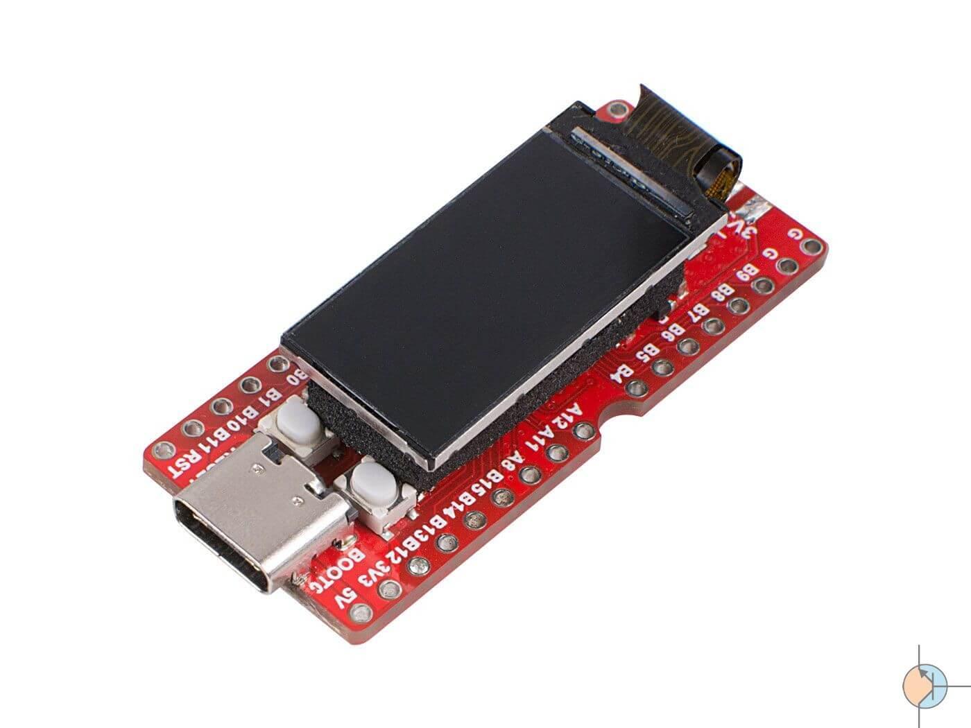 Płytka rozwojowa Longan Nano GD32V RISC-V z wyświetlaczem LCD