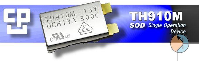 bezpiecznik termiczny th910m