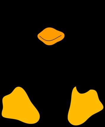 Maskotka Linuxa TUX
