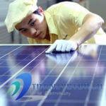 Zwiększenie wydajności paneli słonecznych dzięki atramentowi z nankabli